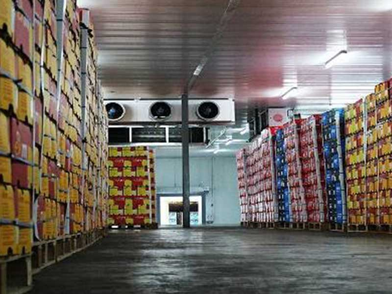 بررسی انواع سردخانه و کاربرد آنها در صنایع غذایی